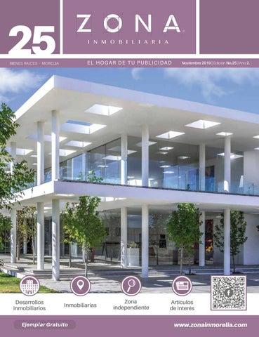 Zona Inmobiliaria Edición 25 Noviembre 2019 By Zona