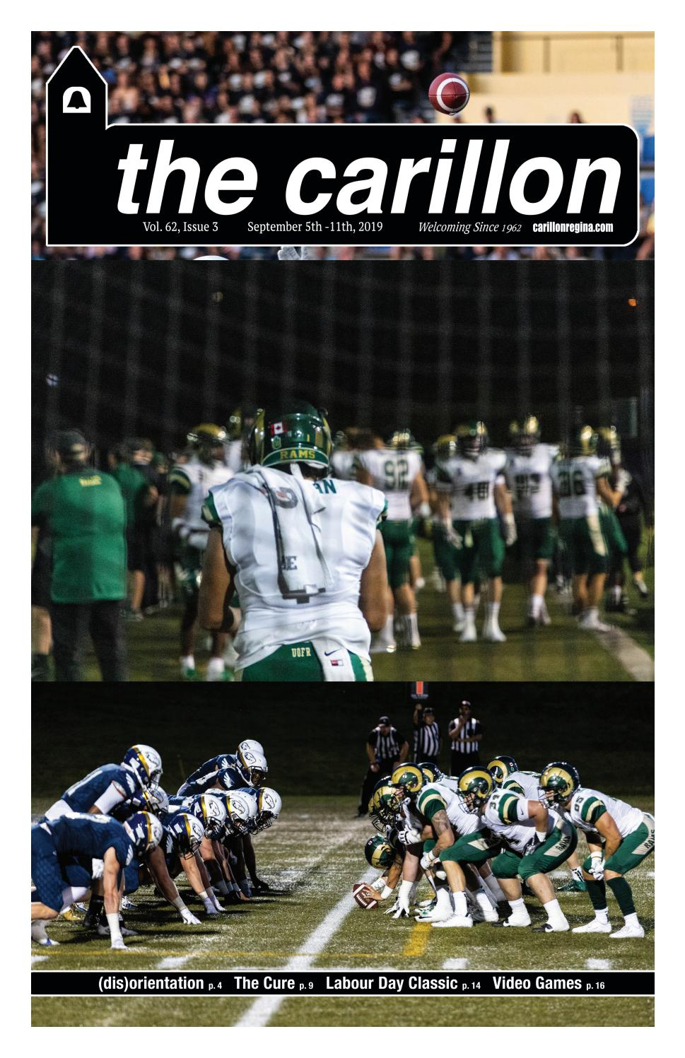 Carillon Volume 62 Issue 3 By The Carillon Newspaper Issuu