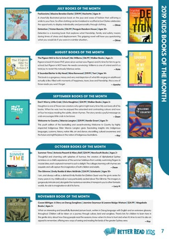 Page 7 of Our Kids Books of the Month 2019