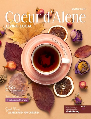 November 2019 Coeur d Alene Living Local by Living Local 360