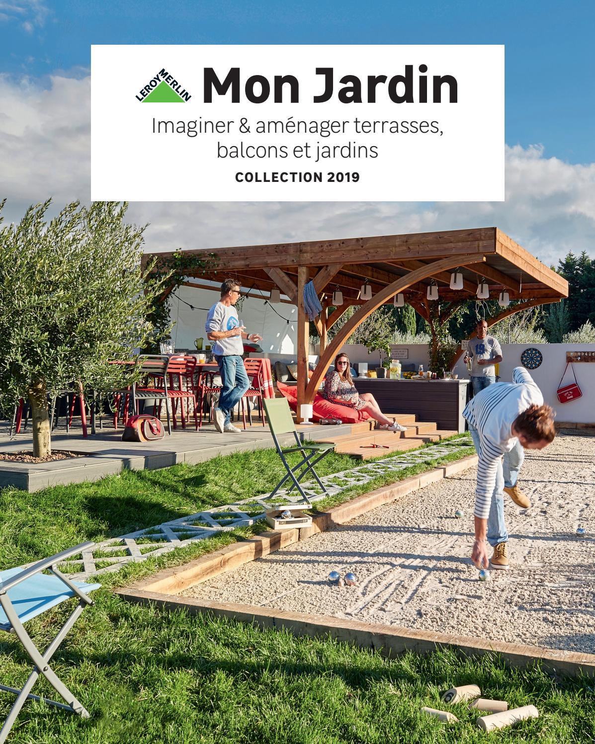 Leroy Merlin Reunion Guide Jardin 2019 By Agencecourtcircuit Issuu