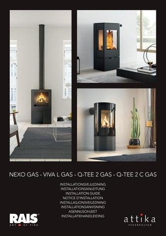 Nexo Gas Viva L Gas Q Tee 2 Gas Q Tee 2 C