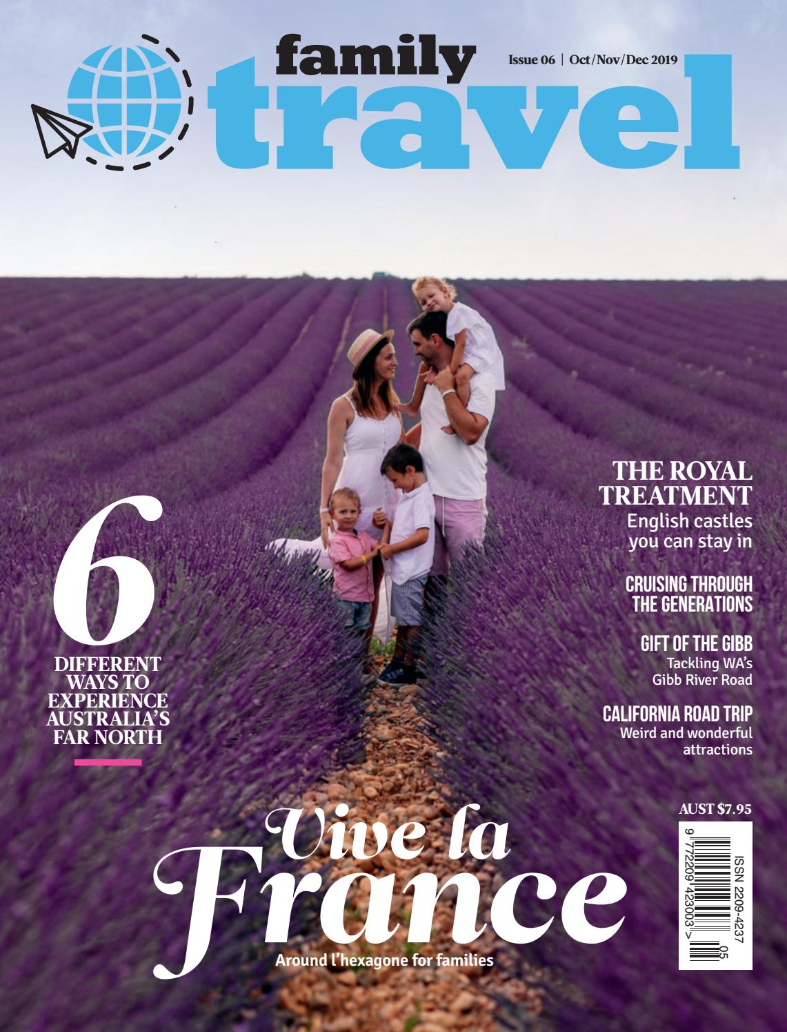 Family Travel 6 Spring 2019 By Family Travel Issuu