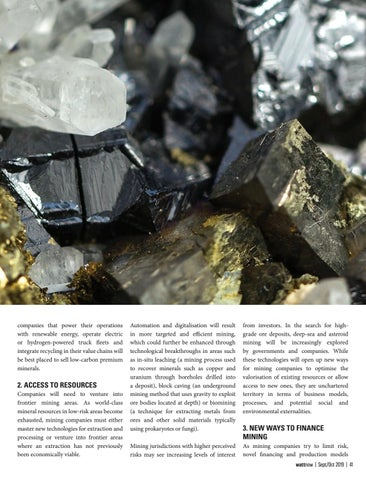 Page 41 of Seven trends shaping the future of mining in the metals industry