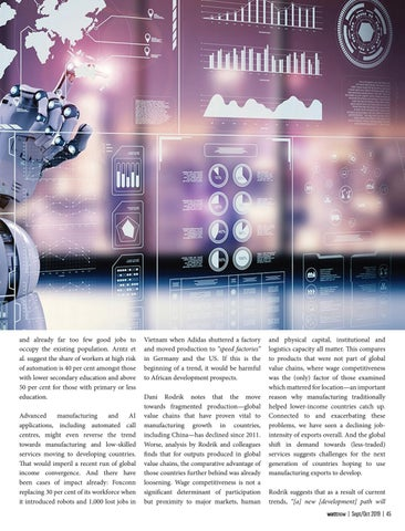 Page 45 of Automation and AI