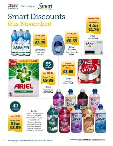 Page 4 of Fantastic Discounts this November at Smart supermarket