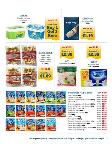 Page 5 of Fantastic Discounts this November at Smart supermarket