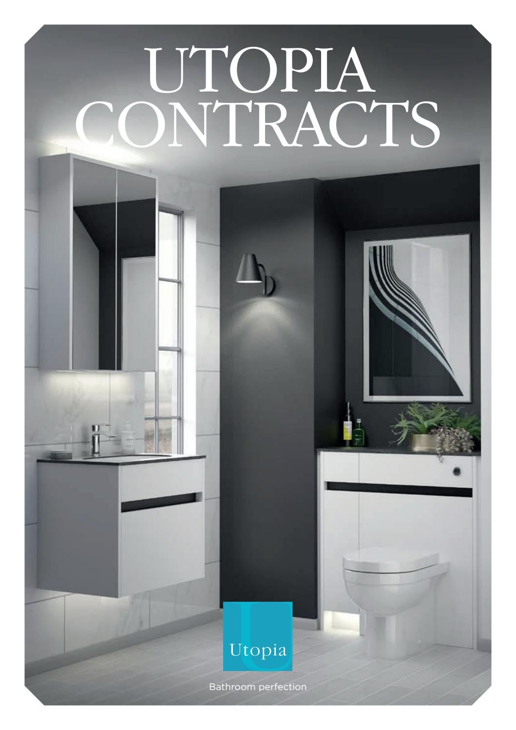 Utopia Bathrooms Contracts Brochure by iDM Design - issuu