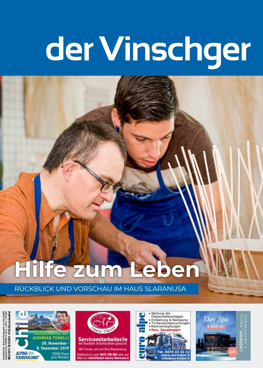 Hilfe zum Leben by GmbH issuu