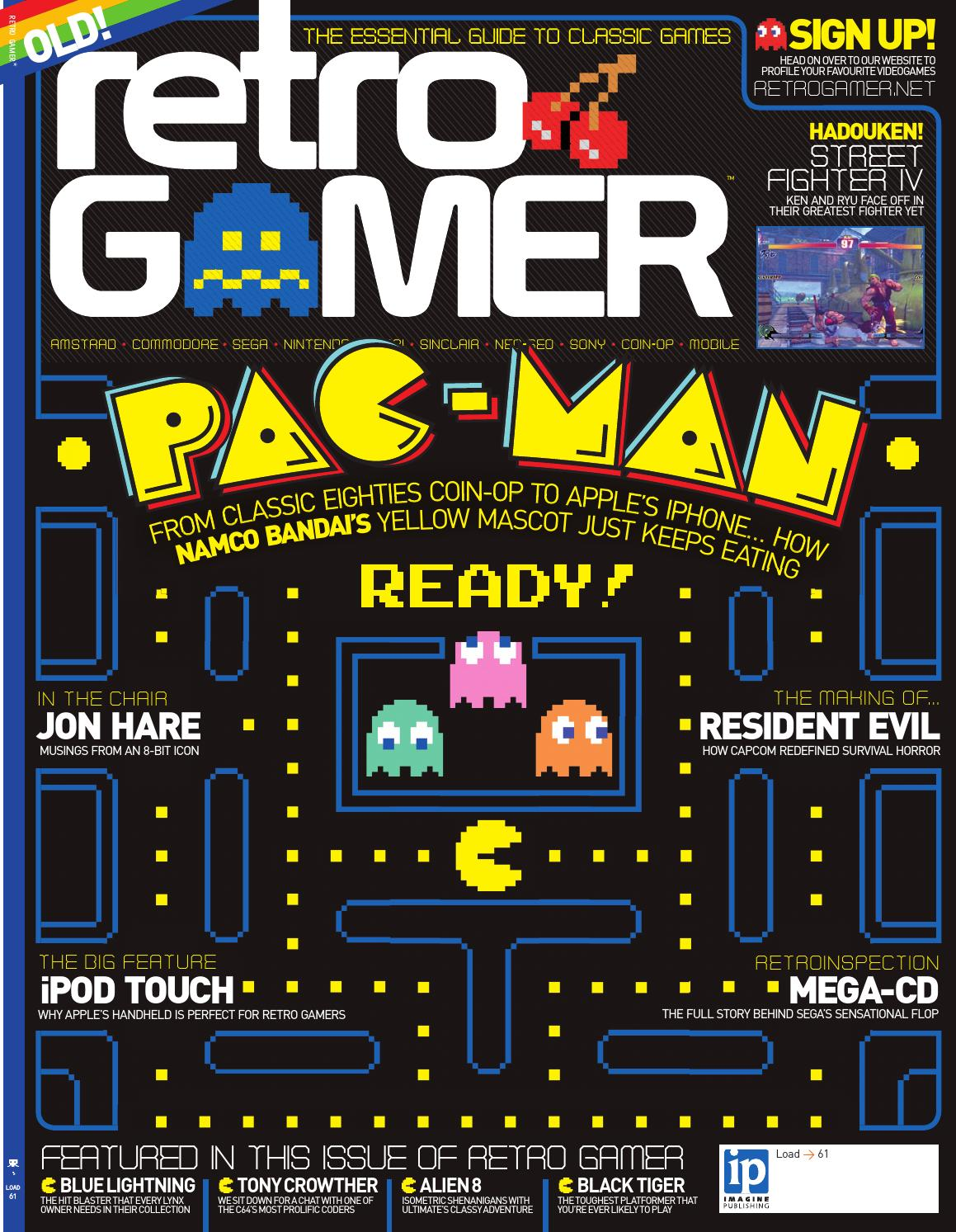 super quality for whole family wholesale sales Retro Gamer 061 by Roy Lazarovich - issuu