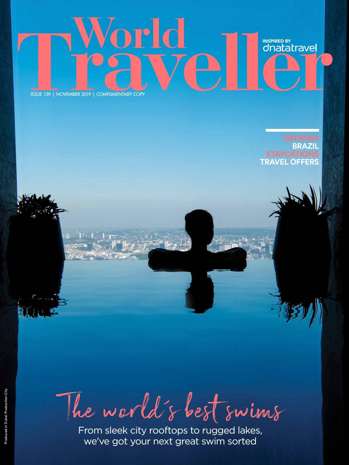 World Traveller November 19 By Hot Media Issuu