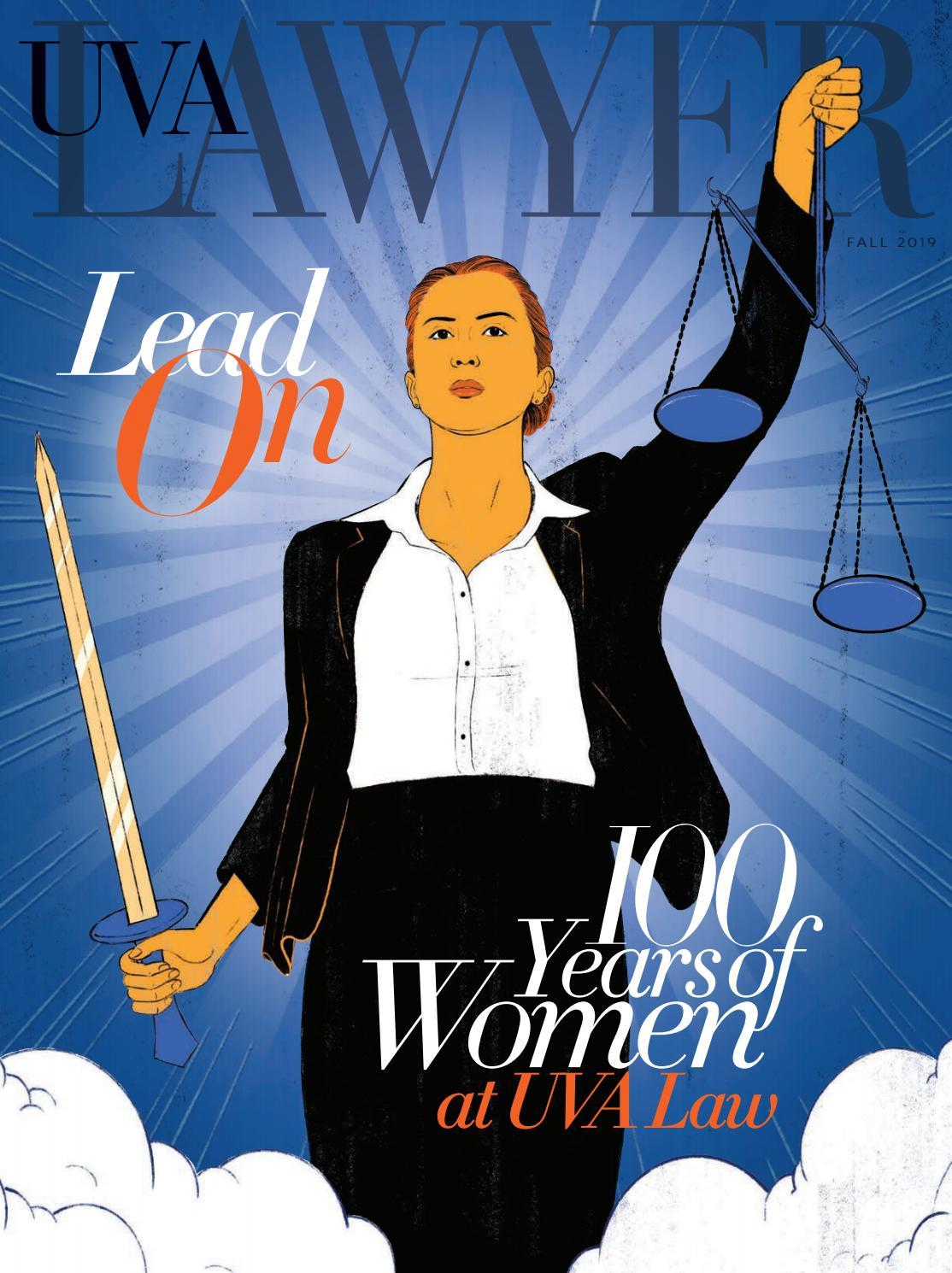 Uva Lawyer Fall 2019 By University Of Virginia School Of Law Issuu