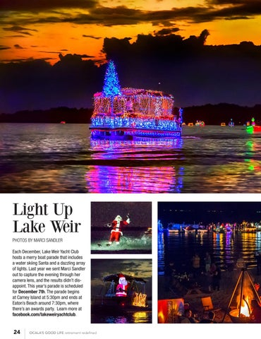 Page 26 of Lake Weir Boat Parade