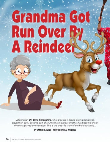 Page 36 of Grandma Got Run Over by a Reindeer-The Man Behind the Song