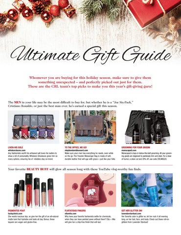 Page 22 of Gift Guide