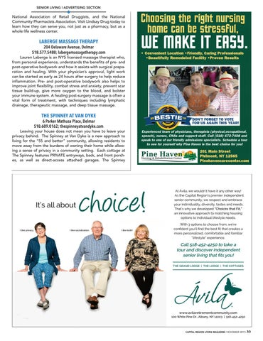 Page 33 of Senior Living