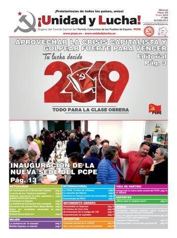 Uyl Nº 368 Enero 2019 By Unidad Lucha Issuu