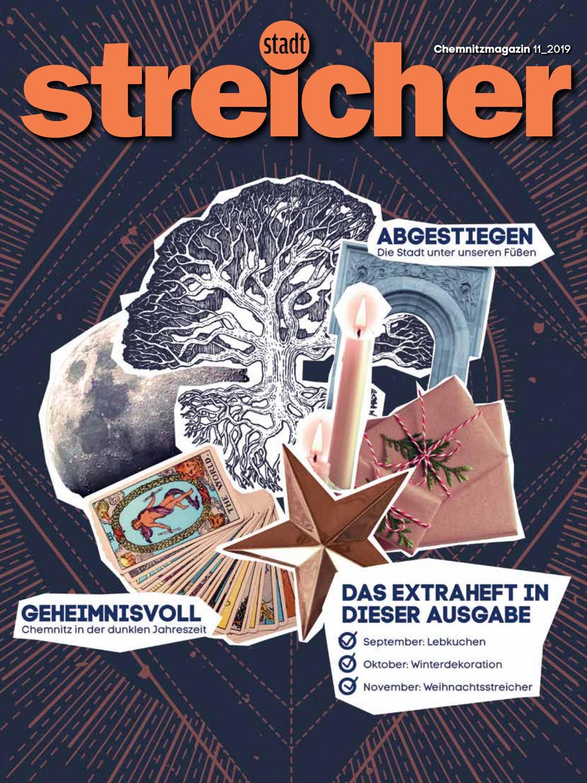 Stadtstreicher November 2019 By Stadtstreicher Stadtmagazin
