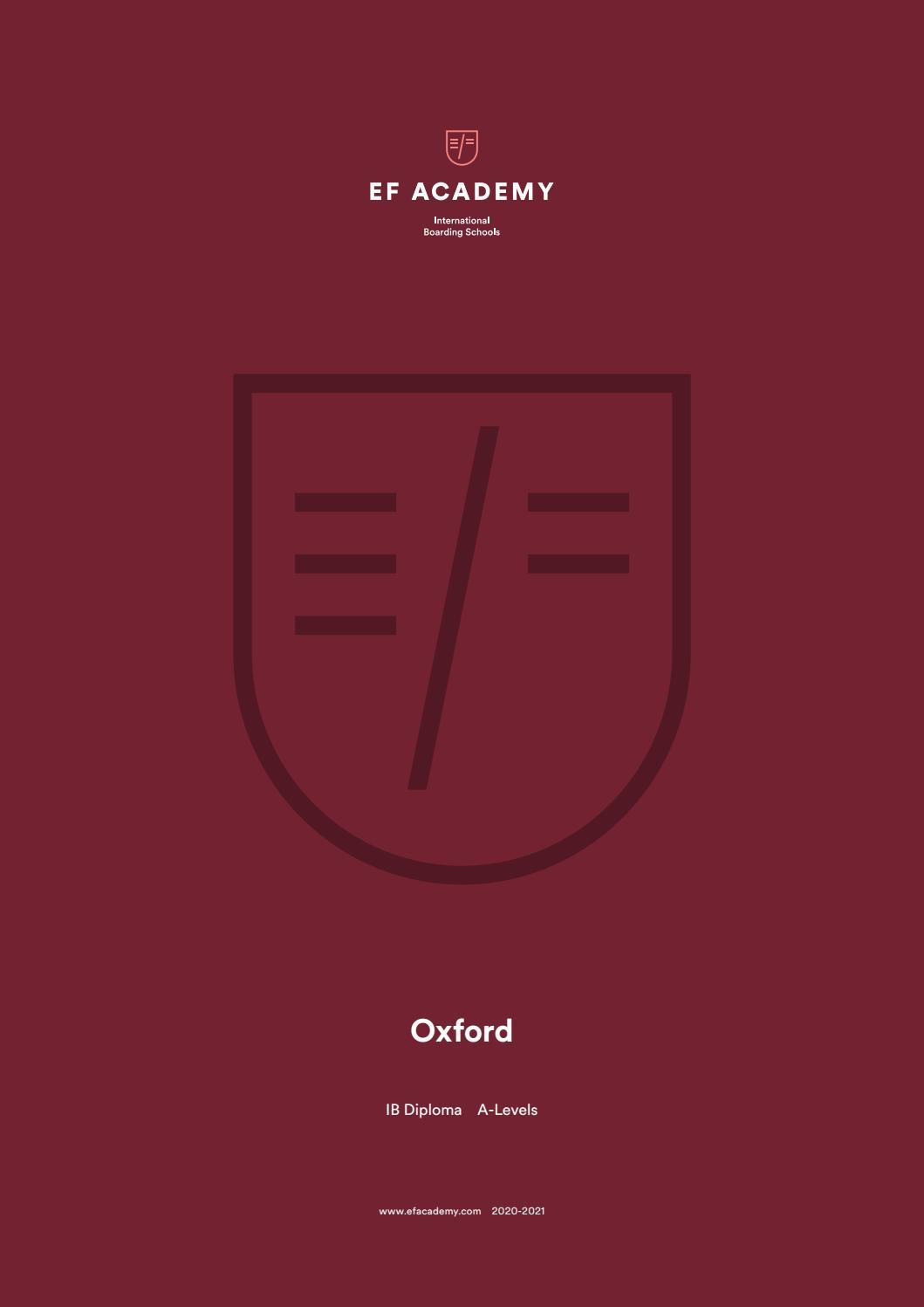 Oxford Università incontri