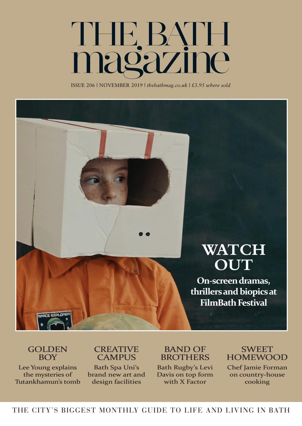 Topform Design Bank.The Bath Magazine November 2019 By Mc Publishing Limited Issuu