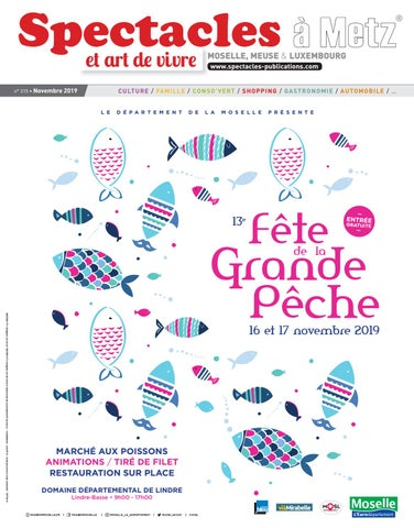 Spectacles Publications Metz N 315 Novembre 2019 By