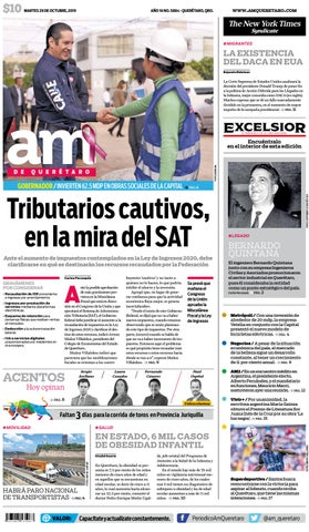 29 L 10 L 2019 By Am Queretaro Issuu