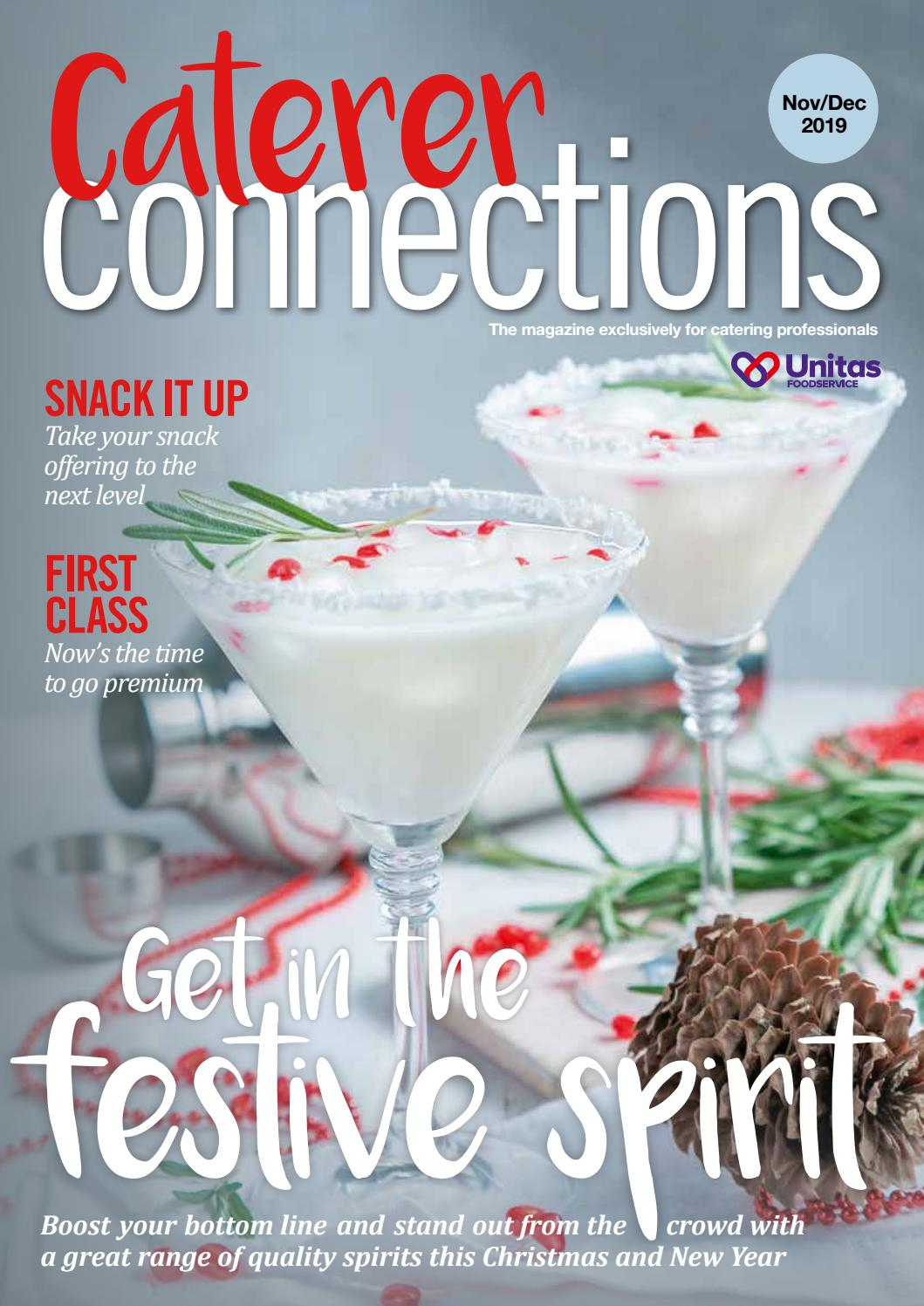 Caterer Connections Nov Dec 2019 By The Bright Media Agency