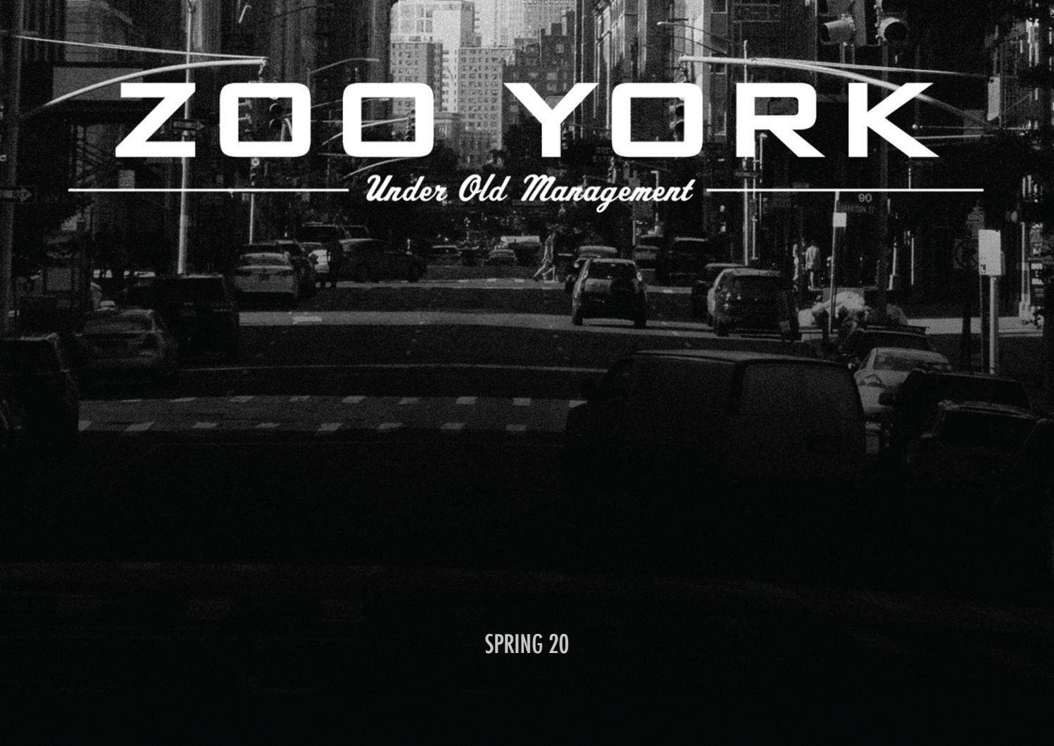 "Zoo york Skateboard Complet Board Classic OG 95 jour 8.25/"" or"