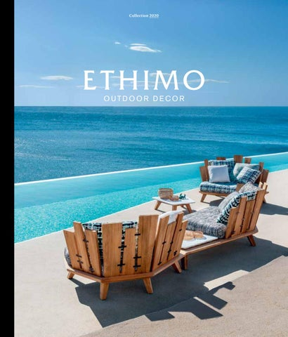 Ethimo Catalogue 2019 By Carteco Design Centre Issuu