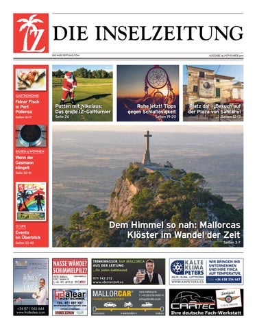 2019 By Die November Mallorca Inselzeitung 2YIWDH9E