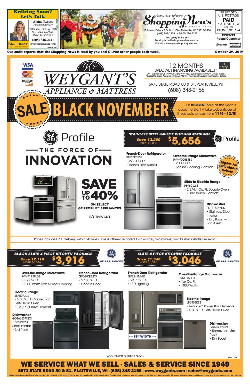 Gil Shopping News 10 29 By Woodward Community Media Issuu
