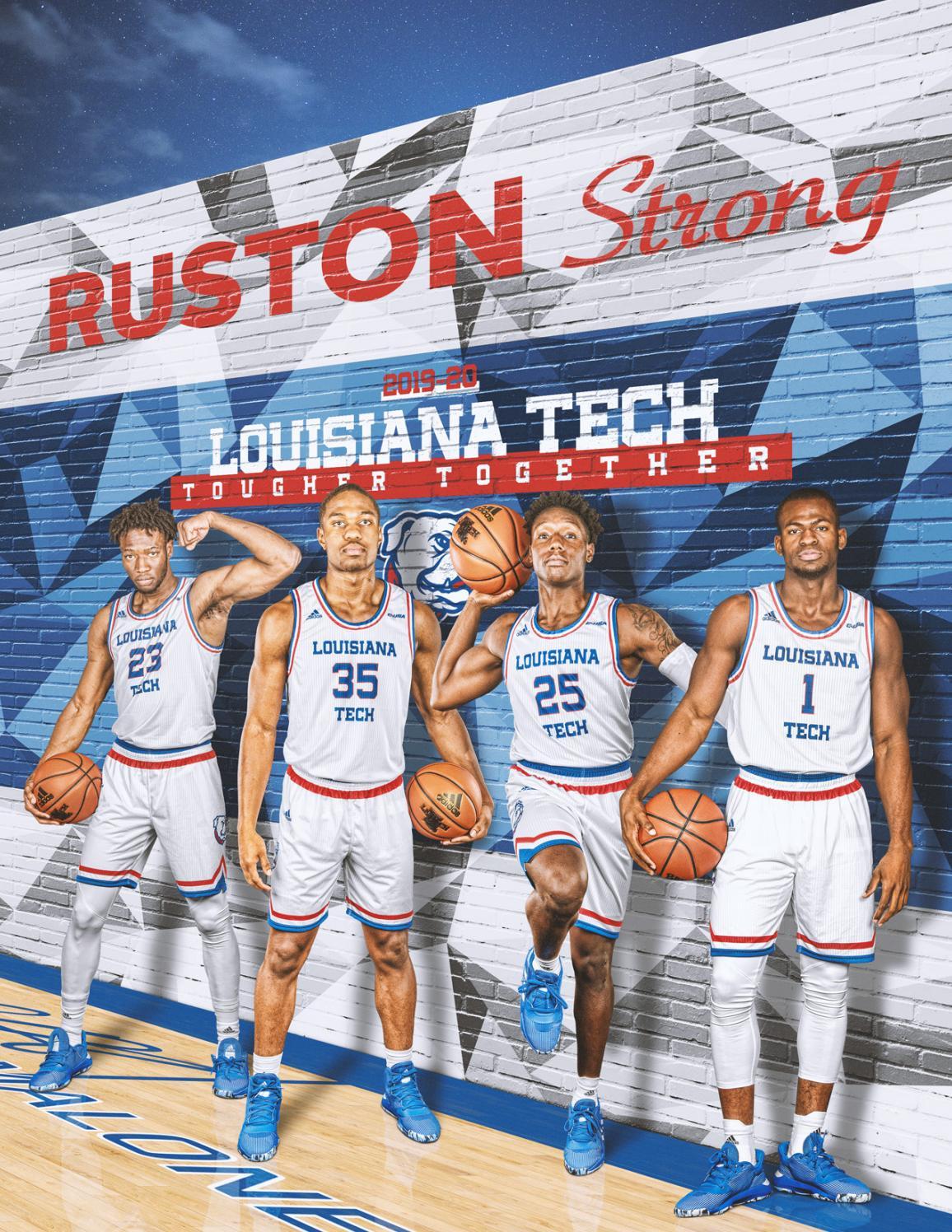 2019-20 Louisiana Tech Men's Basketball Media Guide by Louisiana ...