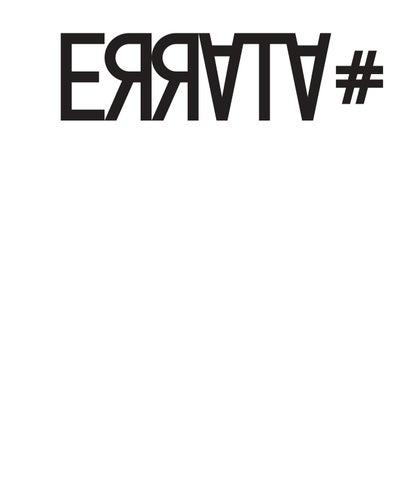 Errata17 Feminismos By Revista De Artes Visuales Errata