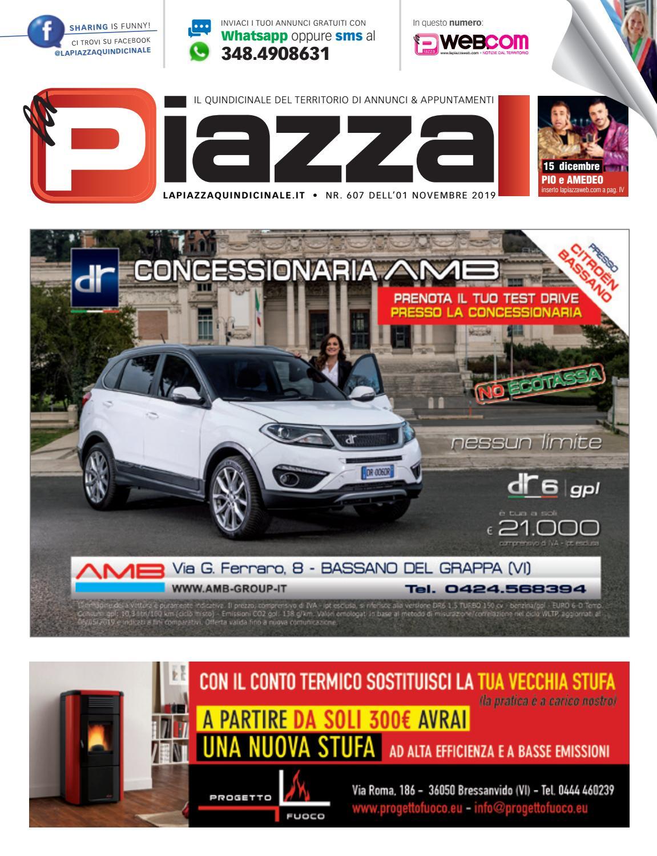Nuova Serramenti Del Grappa la piazza di bassano 607 by la piazza srl - issuu