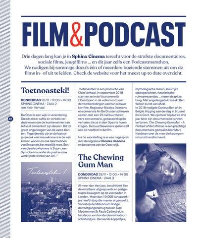 Page 44 of Film en Podcast op Festival van de Gelijkheid 2019