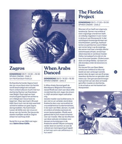 Page 45 of Film en Podcast op Festival van de Gelijkheid 2019