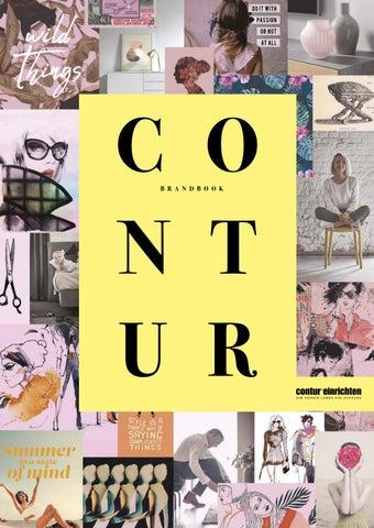 Contur Brandbook 2019-20