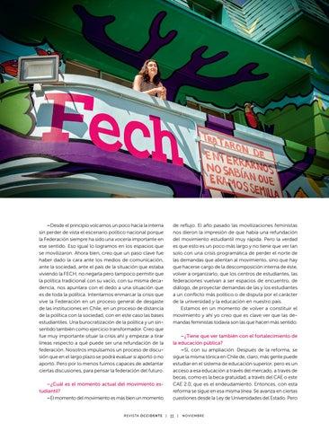 Page 13 of Entrevista a Presidenta de la FECH y bisnieta del General René Schneider.