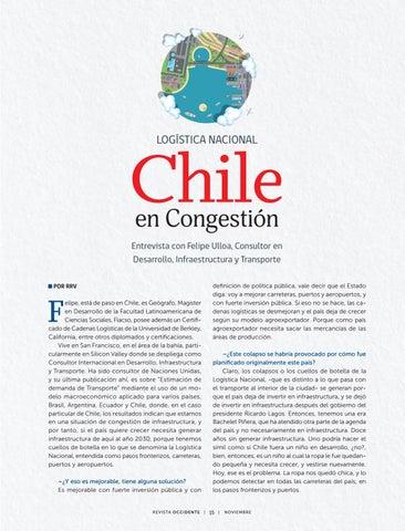 Page 17 of Chile en congestión