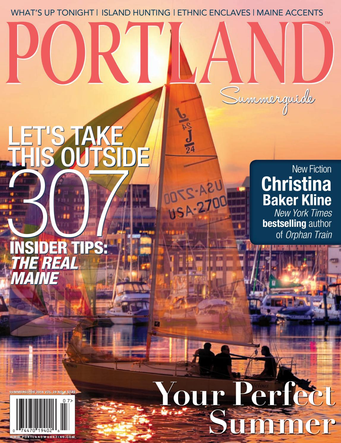 Portland Monthly Magazine Summerguide 2014 By