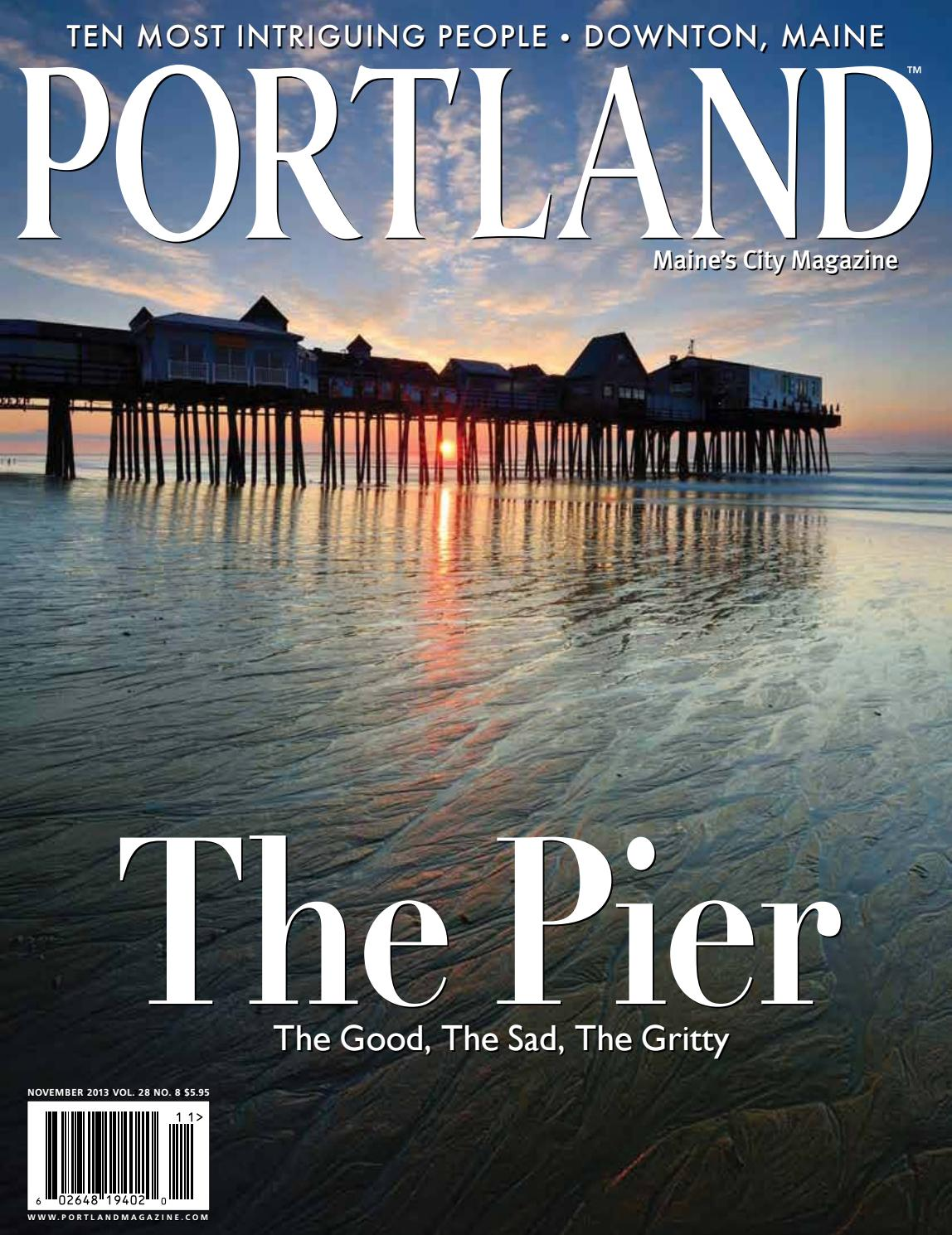 Portland Monthly Magazine November 2013 by