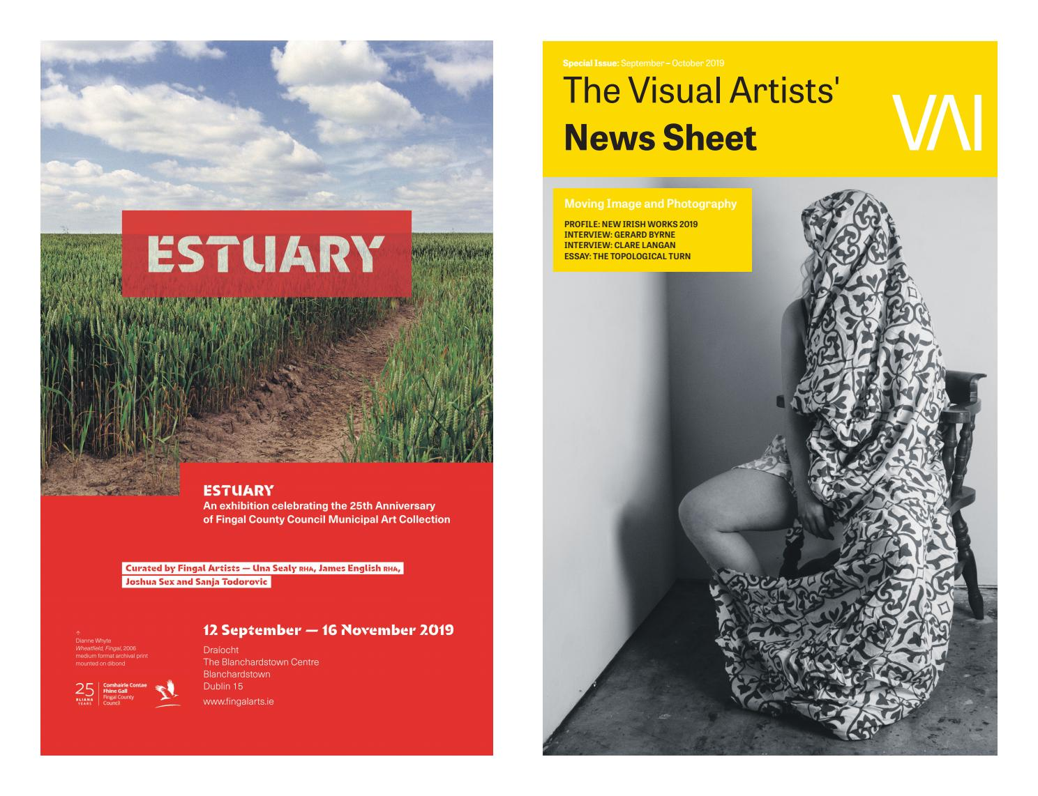 Visual Artists News Sheet 2019 September October By
