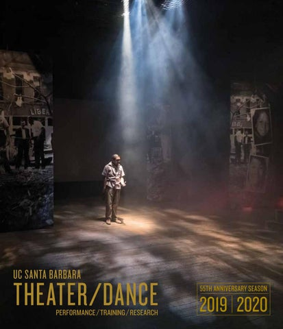 Ucsb Spring Quarter 2020.2019 2020 Ucsb Theater Dance Season Brochure By