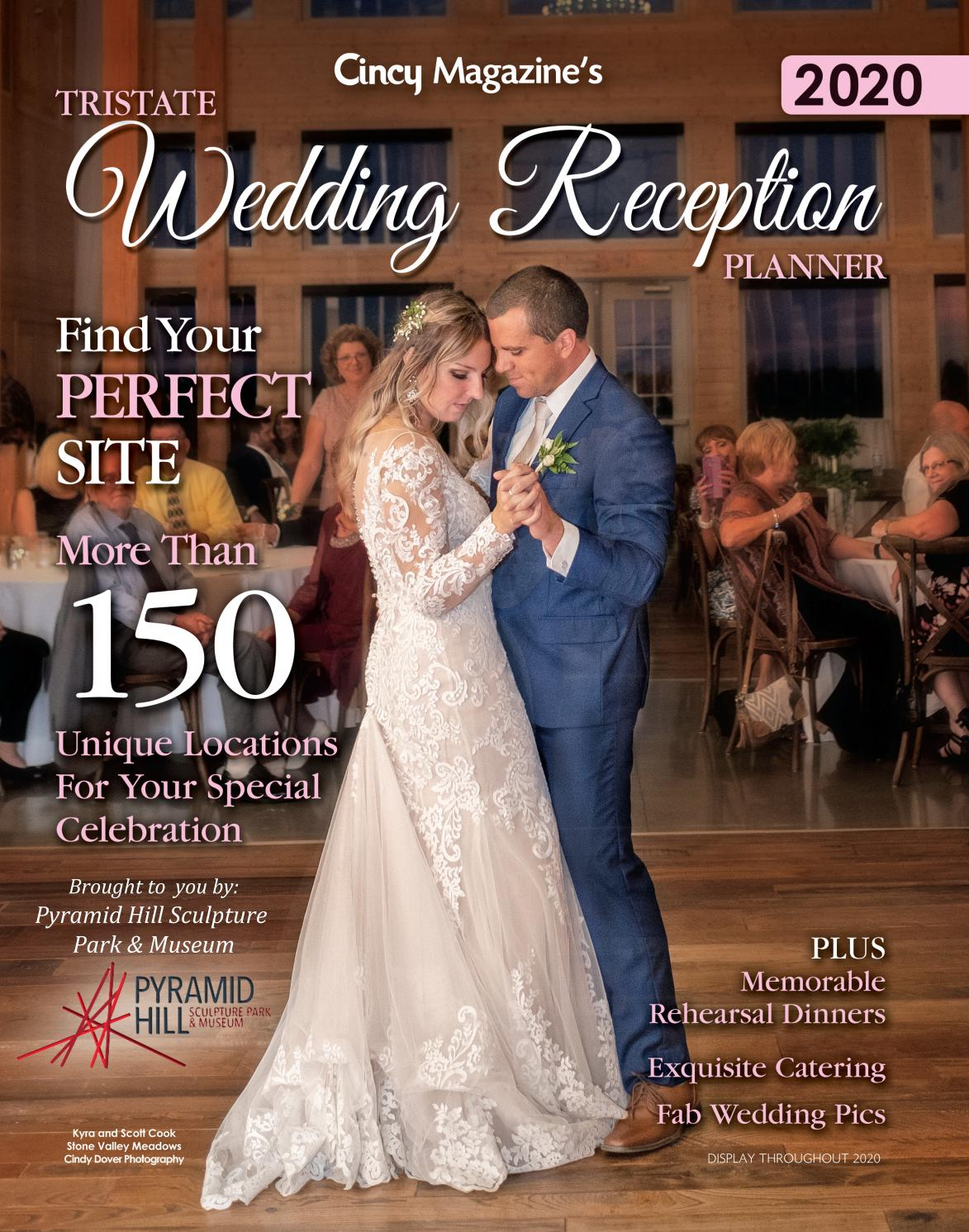 Cincy Magazine S Tristate Wedding Reception Planner 2020 By Cincy