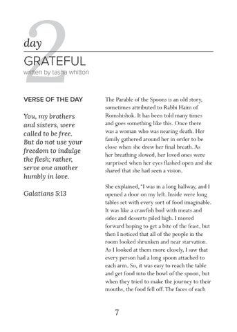 "Page 7 of ""Grateful"" by Tasha Whitton"