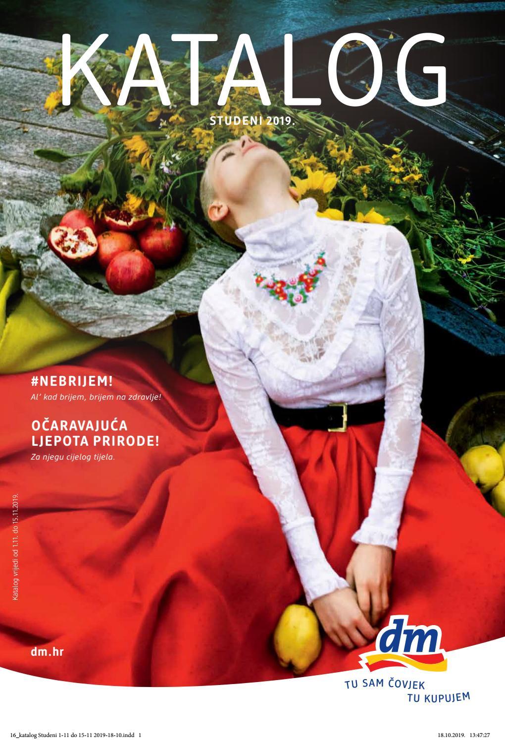 Dm Katalog 01 15 11 2019 By Dm Drogerie Markt D O O Issuu