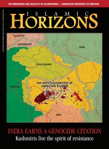 Islamic Horizons November December 2019 by Islamic Society