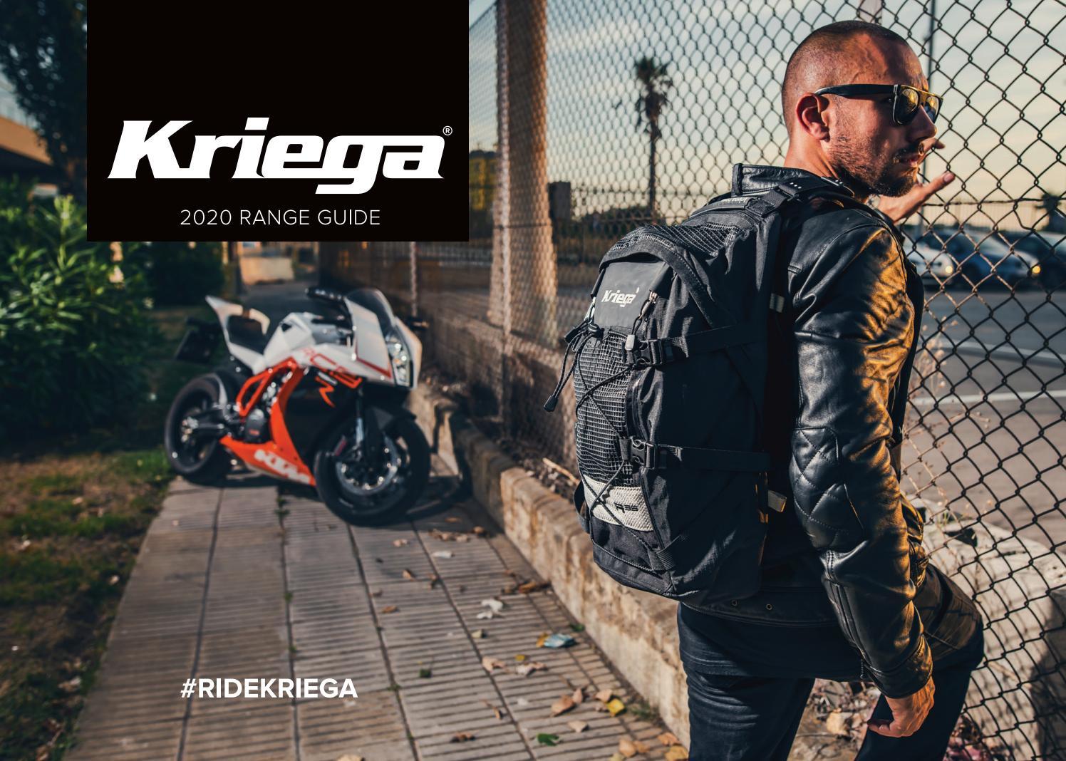 Kriega kru25/Backpack