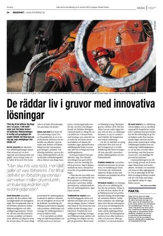 Page 24 of De räddar liv i gruvor med innovativa lösningar
