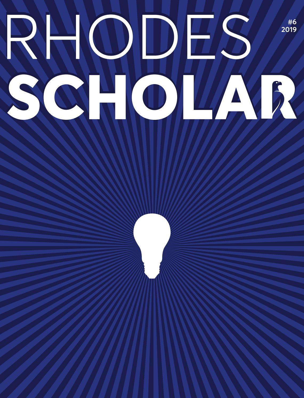 Summer Safety Fair Anderson Indiana 2020.Rhodes Scholar Magazine 2019 By Rhodes Trust Issuu